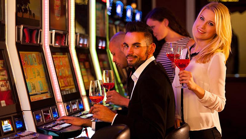 Casino - Spelat slot